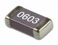 Конденсатор керамический 0603 820pF 50V X7R ±10% (100шт)