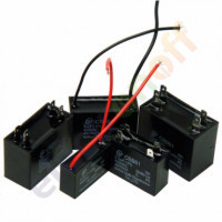 Конденсатор пусковой 2.2uF 450VAC CBB-61 38x20x30