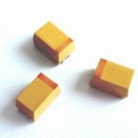 Конденсатор танталовый SMD 100uF 25V (D) ±10%