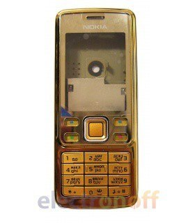 Корпус Nokia 6300 gold