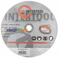 Круг зачистной по камню 180 x 6 x 22 мм CT-5118 Intertool