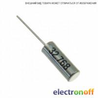 Кварцевый резонатор 32.768 kHz 2x6мм