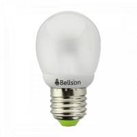 LED лампа светодиодная Bellson E27/3W-2800/мат (Шар)