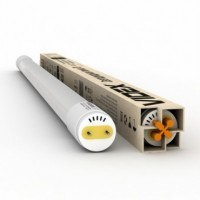 LED лампа VIDEX PRO T8b  9W 0.6M 4100K 220V, матовая