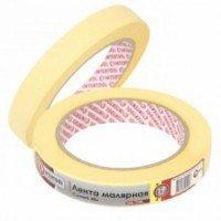 Лента малярная 38мм, 40м, желтая DM-3840 Intertool