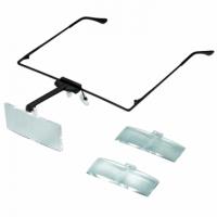 Лупа-очки бинокулярная MG19157 увеличение x1.5, x2.5, x3.5