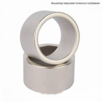 Магнит неодимовый D10 кольцо d4 h5мм (NdFeВ)