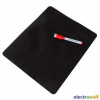 Магнитный коврик с ручкой Ya Xun 300x250 мм