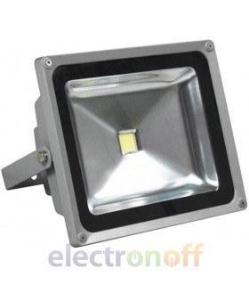 Матричный светодиодный прожектор 20W с датчиком движения