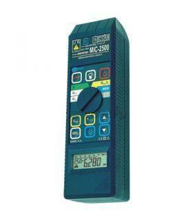 Мегаомметр MIC-2500 (измеритель сопротивления изоляции)