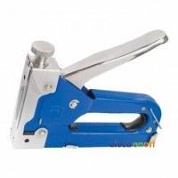 Механический скобозабивной пистолет под скобу 11.3 x 0.70 x 4-14 мм синий RT-0101 Intertool