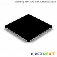 Микроконтроллер AT91SAM7X512-AU, корпус LQFP-100