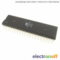 Микроконтроллер ATMEGA162-16PU, корпус DIP-40