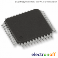 Микроконтроллер ATMEGA324PA-AU, корпус TQFP-44
