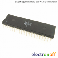 Микроконтроллер ATMEGA32A-PU, корпус DIP-40
