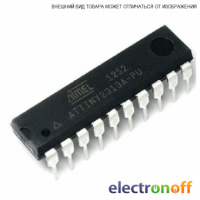 Микроконтроллер ATTINY2313A-PU, корпус DIP-20