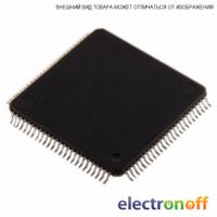Микроконтроллер ATXMEGA128A1-AU, корпус TQFP-100