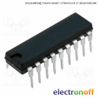Микроконтроллер PIC16C57C-04/P, корпус DIP-18
