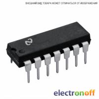 Микроконтроллер PIC16F676-I/P, корпус DIP-14