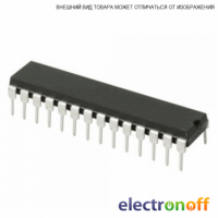 Микроконтроллер PIC16F876A-I/SP, корпус DIP-28