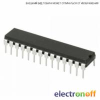 Микроконтроллер PIC18F2550-I/SP, корпус DIP-28