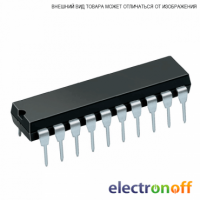 Микросхема DM74LS164, корпус DIP-16 (сдвиговый регистр)