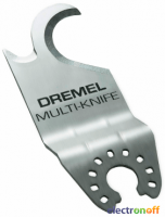 Многофункциональное крючковое полотно Dremel для MultiMax