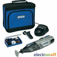 Многофункциональный аккумуляторный Dremel 8200 - 1/35 (Мягкая сумка)