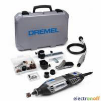 Многофункциональный инструмент Dremel 4000 - 4/65 (Пластмассовый чемодан)