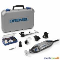 Многофункциональный инструмент Dremel 4200 - 4/75 (Пластмассовый чемодан)