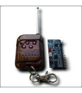 Модуль 4-х канального дистанционного управления MP324