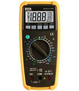 Мультиметр MS8201H (измеритель сопротивления, емкости, индуктивности)