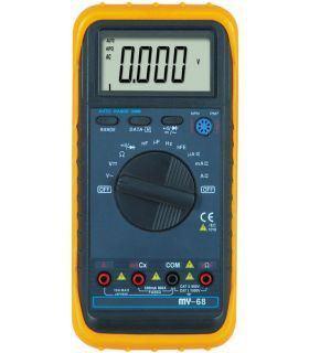 Мультиметр универсальный автомат MY 68