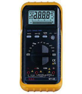 Мультиметр универсальный автомат MY 68 V&A