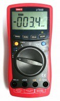 Мультиметр-автомат UT60B со щупами