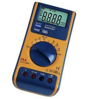 Мультиметр универсальный автомат VA15