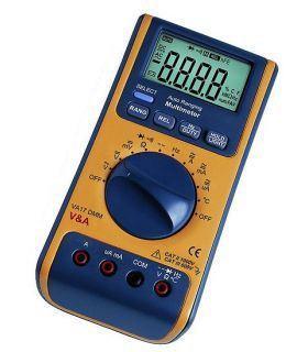 Мультиметр универсальный автомат VA17