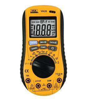 Мультиметр универсальный автомат VA20C