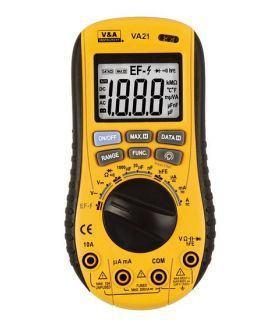 Мультиметр универсальный автомат VA21