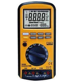Мультиметр универсальный автомат VA588