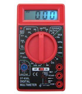 Мультиметр универсальный DT830L
