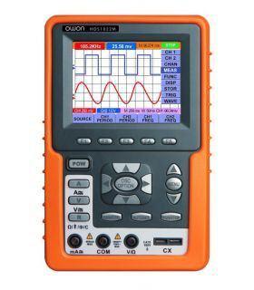 Мультиметр универсальный HDS1022M (портативный осциллограф)