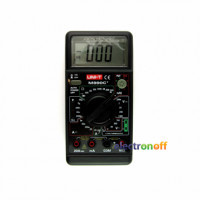 Мультиметр универсальный UNI-T M890C + термопара