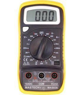 Мультиметр универсальный MAS838 + термопара