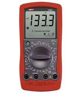Мультиметр цифровой универсальный UT90A