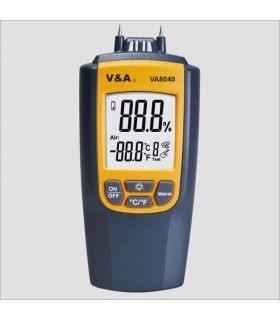 Мультиметр VA8040 (измеритель влажности)