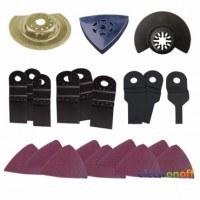 Набор аксессуаров для мультиинструмента 21 единиц DT-0526 Intertool