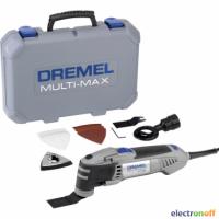 Набор Dremel Multi Max MM40 (Пластмассовый чемодан)