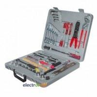 Набор инструмента с комплектом метизов и аксессуаров 100 ед ET-5100 Intertool