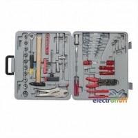 Набор инструмента с комплектом метизов и аксессуаров 100 ед ET-5126 Intertool